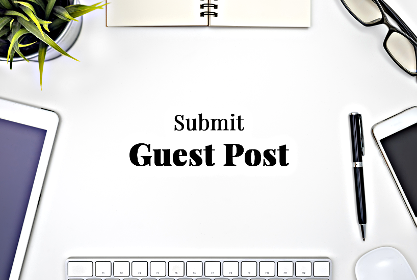 Submit 3 Guest blog post backlinks link building SEO service