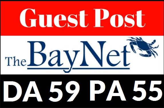 Write and Publish guest post on Baynet. com with high domain authority
