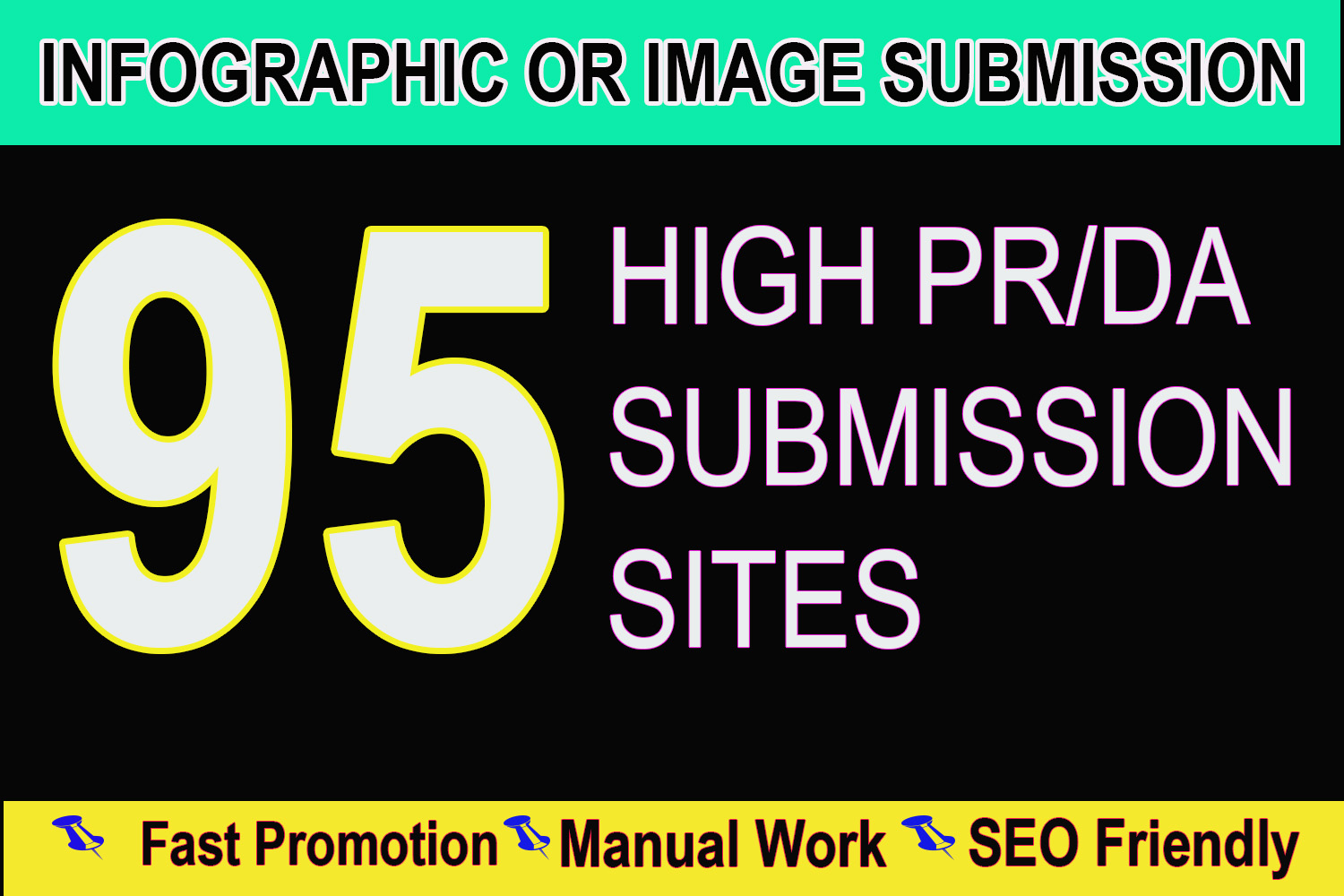 Infographic Or Image Submission On Top 95 Unique High Quality Sites