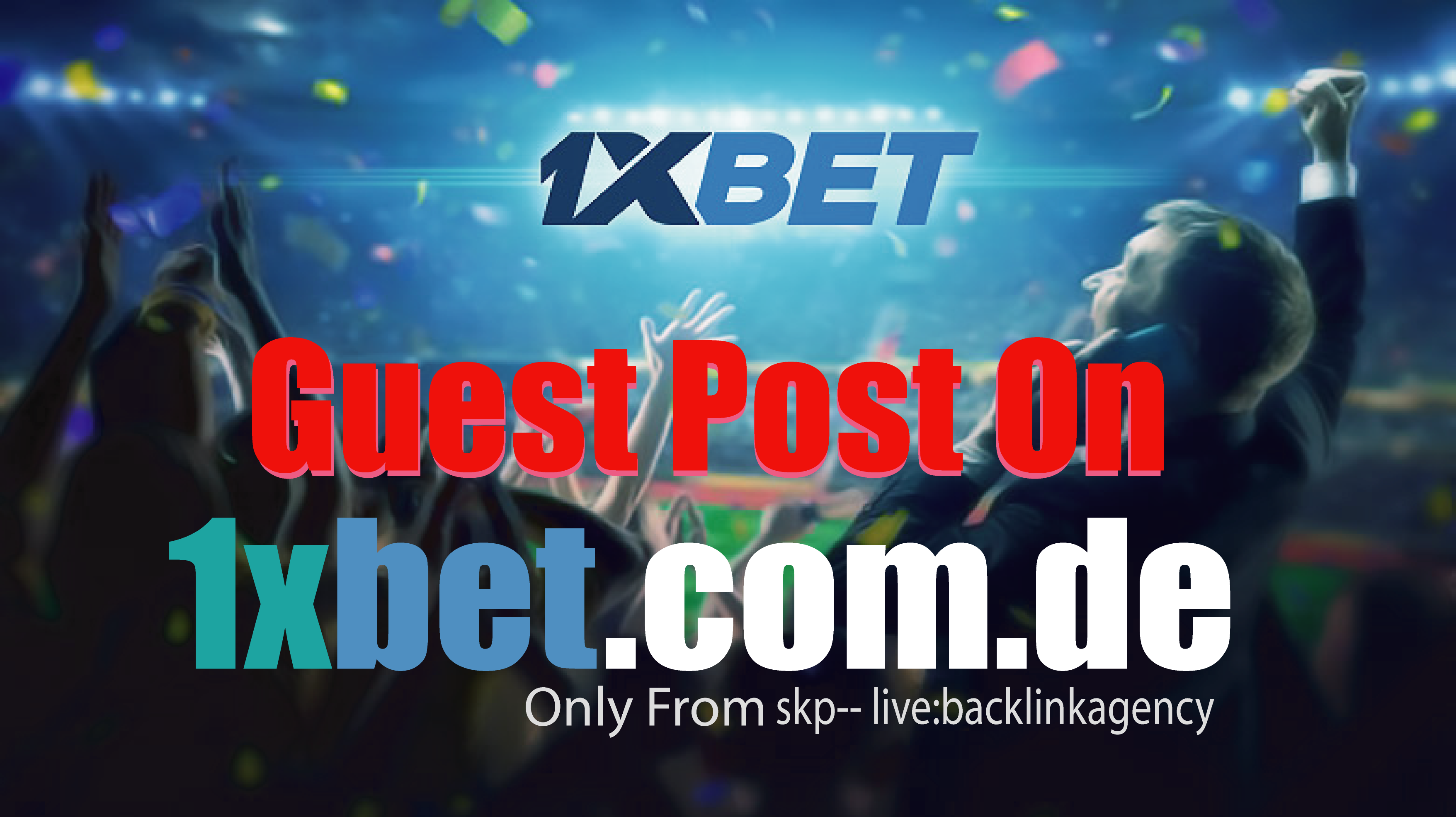 Publish Your Content Guest Post on my BETTING Gambling blogs