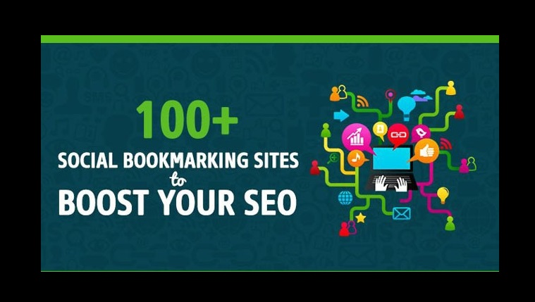 Provide 100+ social bookmarking To Your website using high quality websites