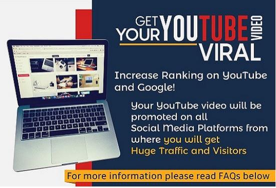 YouTube Video Promotion Social Media