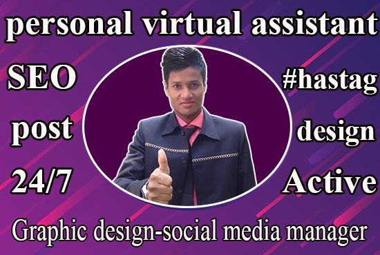 I Will grow your social media account