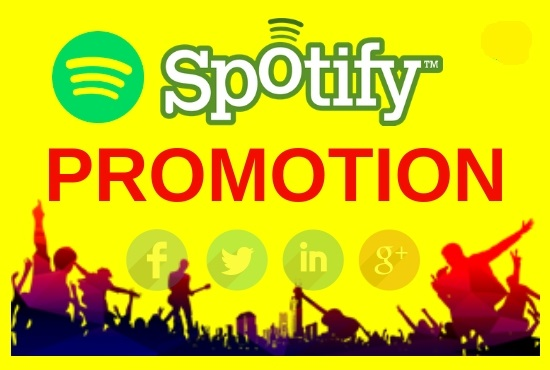 Music promotion for streams listeners
