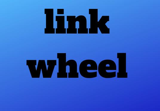 Pro Double Link Wheel Web 2.0 Backlinks To Rank Top