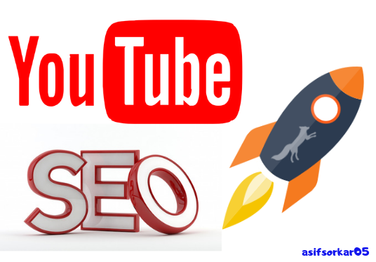 Feature YOUTUBE VIRAL SEO TOP RANK YOUR VIDEO TO FIRST PAGE-1 NOBODY RANKS BETTER.