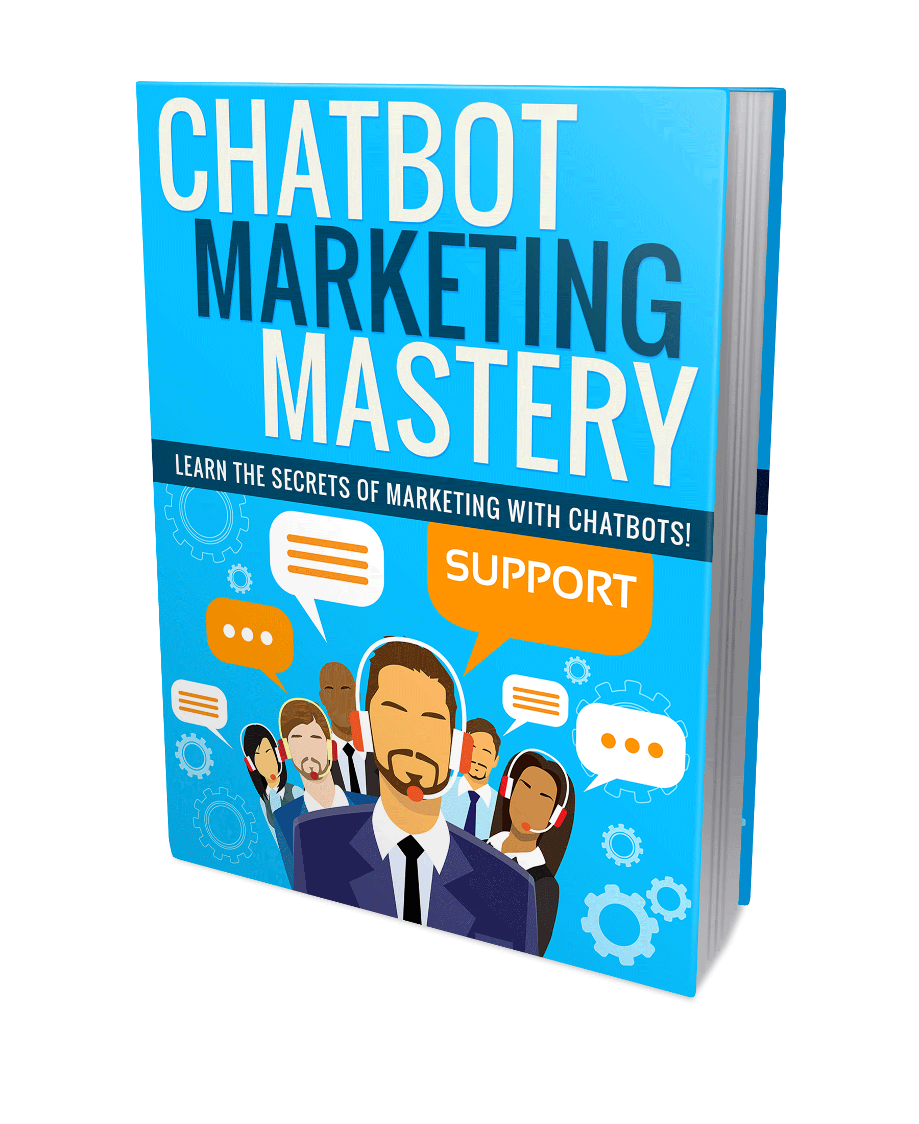Chatbot Marketing Mastery your own custom chatbot without any programming knowledge