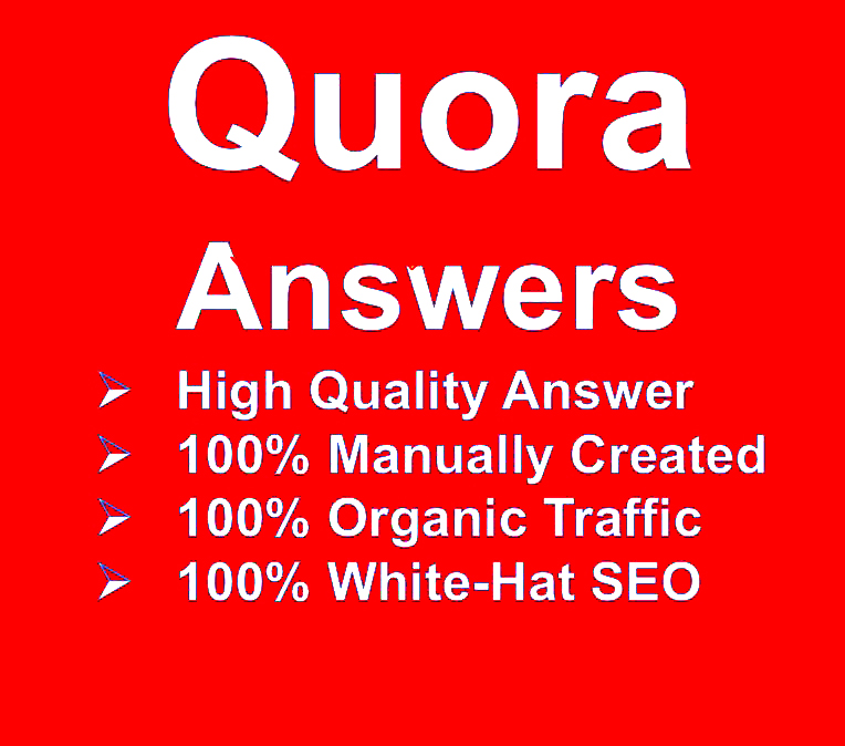 Promote your website by creating 30 Quora Answer