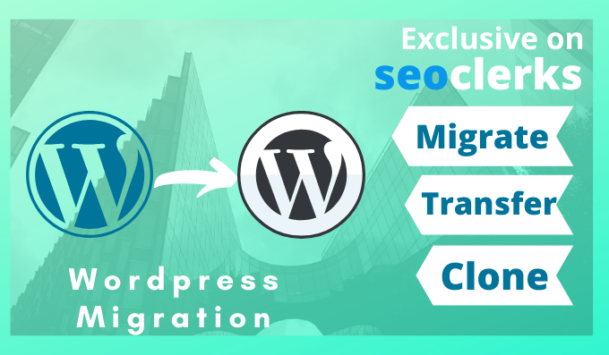 I will migrate,copy,move wordpress website from one hosting to another hosting