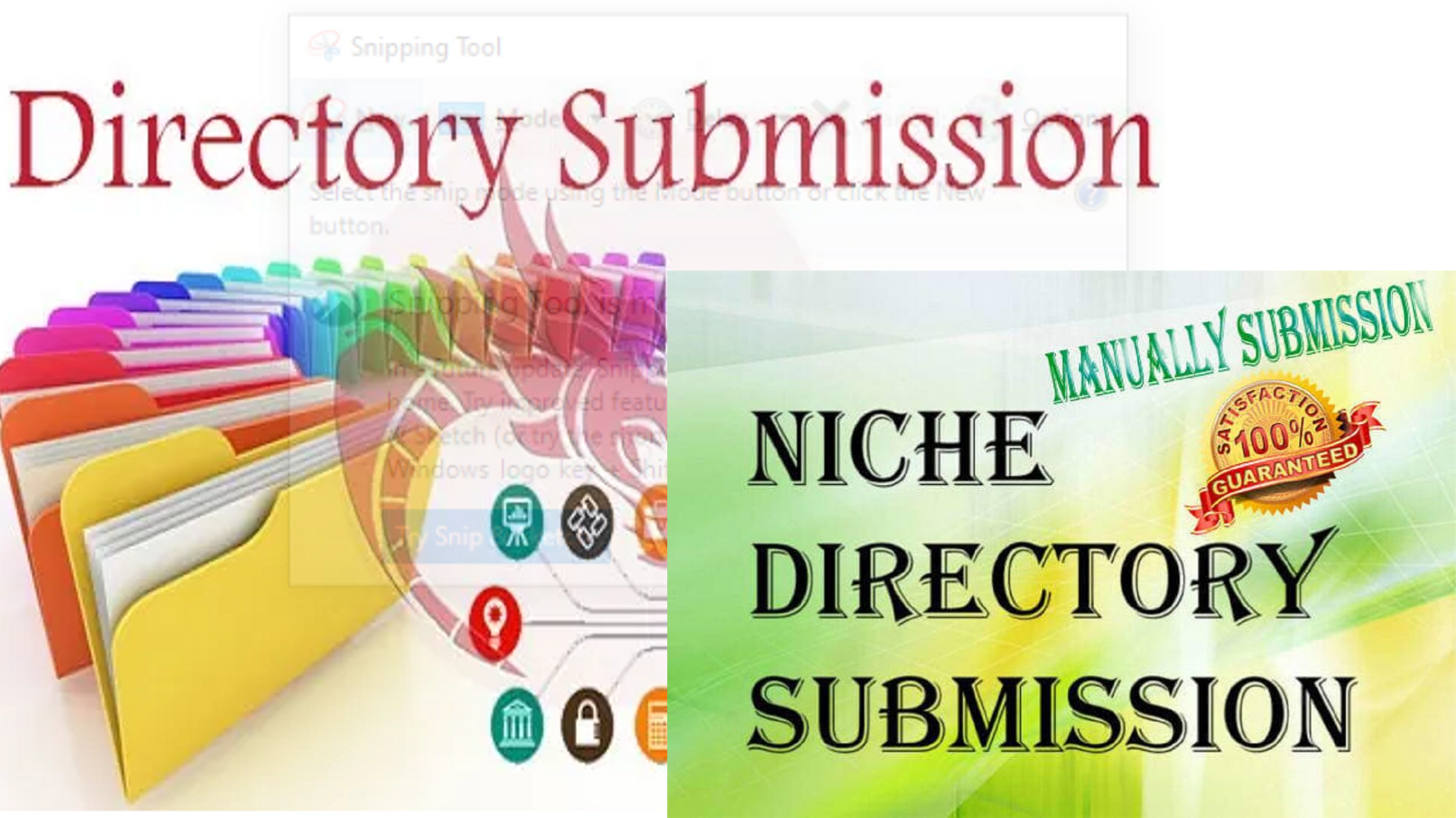 I Do Create Targeted Super Do-follow Directory Submission Manually