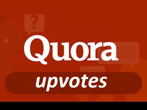 Give you 35 Quora Votes Percent Real And Permanent only