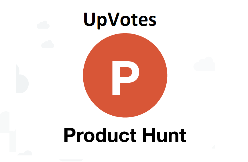 Give you 100+ Worldwide ProductHunt Upvotes