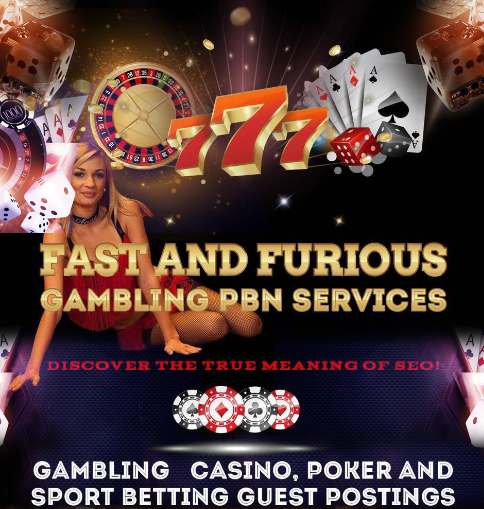 Make your Poker, Gambling, casino website on Top of the Google search results