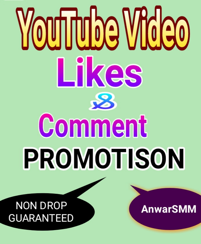 Professional Organic Top video promotion super fast and good service instant start