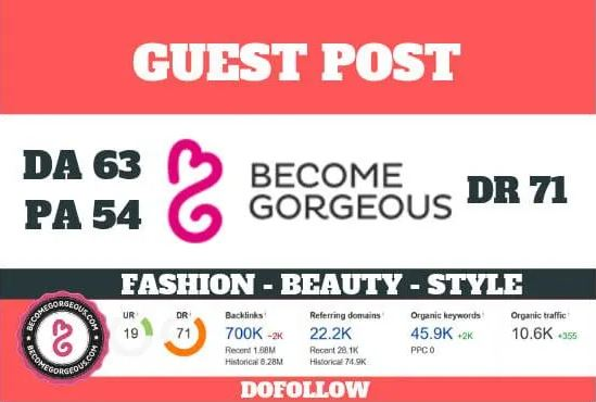 Guest post On Fashion Beauty Style da 63 with