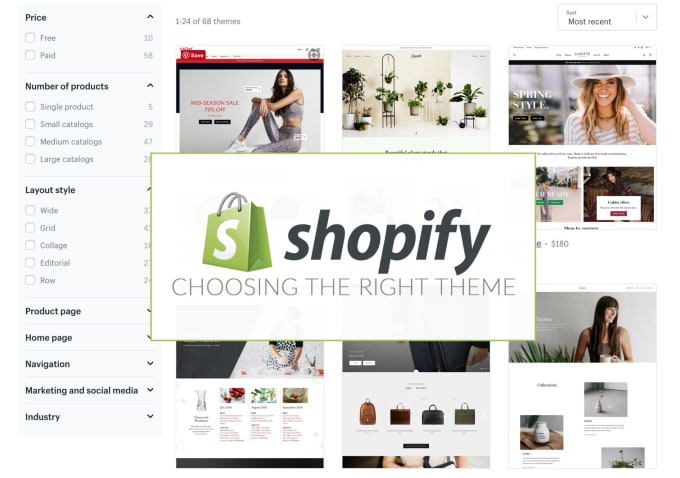I will create a high converting shopify dropshipping store website with a premium theme