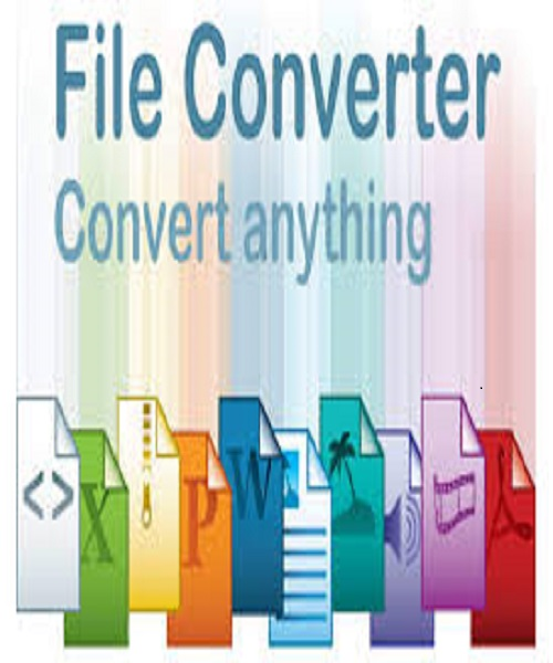 Convert Any File To Any Format You Want