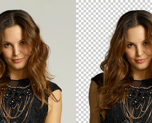 I Will Do Background Removal of 20 Images