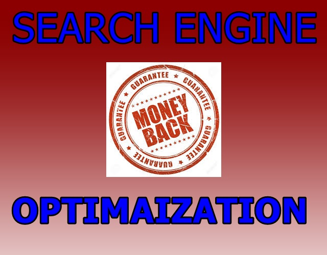 Guaranteed 1st page ranking of Google
