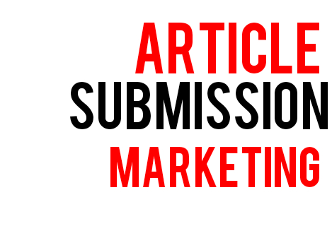 Offer content marketing with Article submission
