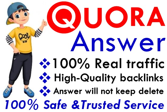 Raise Your website 8 Quora Answer for Targeted Traffic