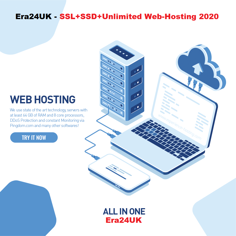 Cheap Fastest SSL+SSD+Web Hosting for 1 Year cPanel Unlimited German Servers