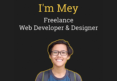 One Page Website / Landing Page