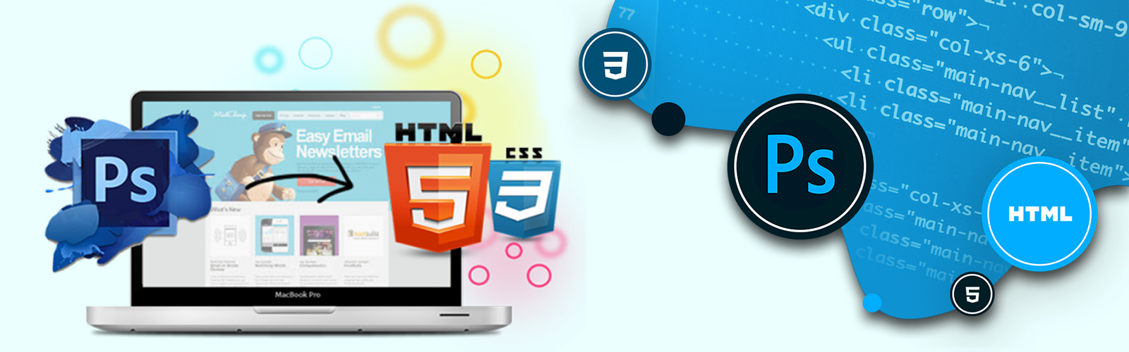 I can convert PSD to HTML Responsive using Bootstrap,  Clean Coding & Cross-Browsing for just