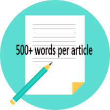 I Will Write You an article with 500+ Words for a Small Pay