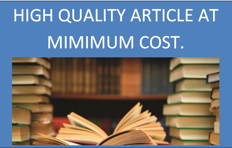 I can provide you 2 x 400 word article at 5 only. Cheap and best.