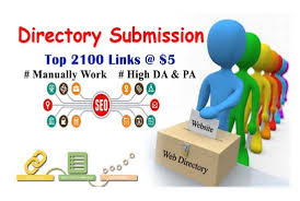 I'll submit your website to 200 directories