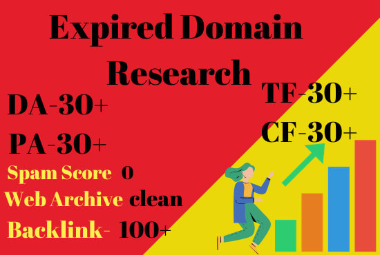 High DA PA CF TF Moz Authority Expired Domain Back links