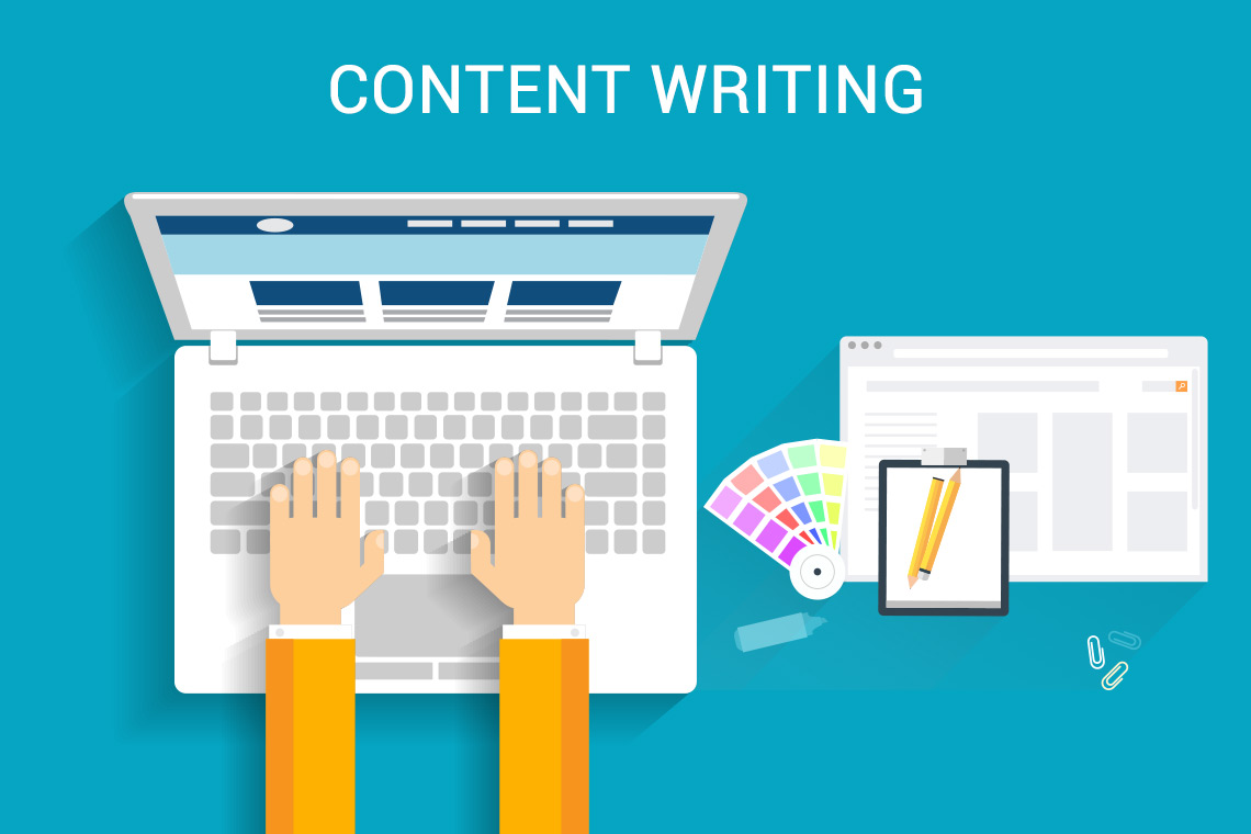 I'll research and write content for blog posts or articles