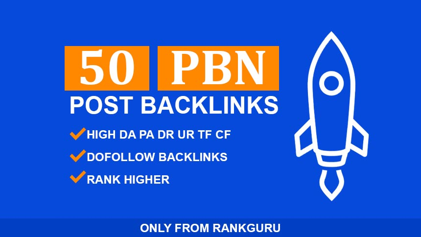 50 PBN All. Com Domain Dofollow High DA PA DR TF Quality SEO Backlinks