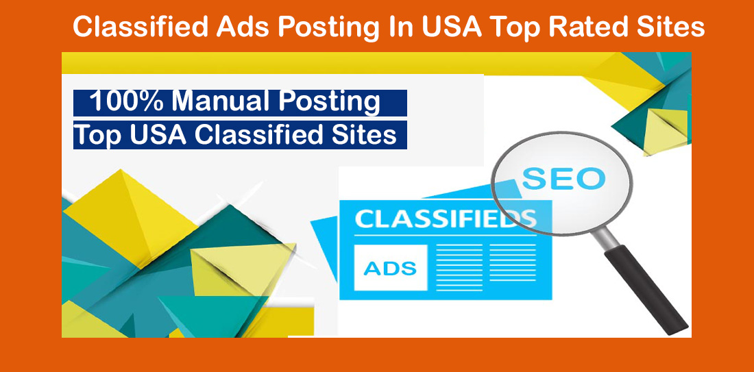 Classified Ads Posting In USA Top Rated 30 Sites