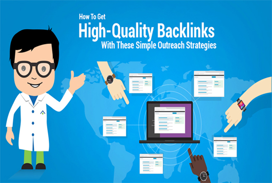 24 hours delivery! 50 High Authority Back links