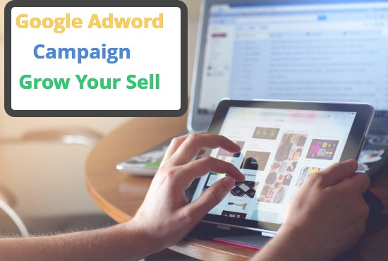 Set up google Adword campaigns and boost your search ads