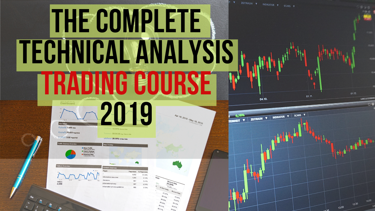 Complete Technical Analysis Trading Video Course 2019