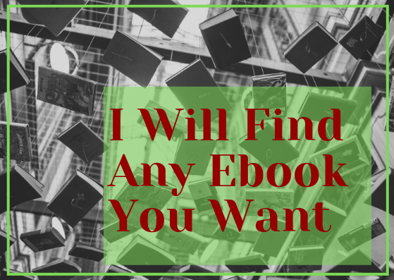Find any Ebook you Want in PDF,  Epub or MOBI