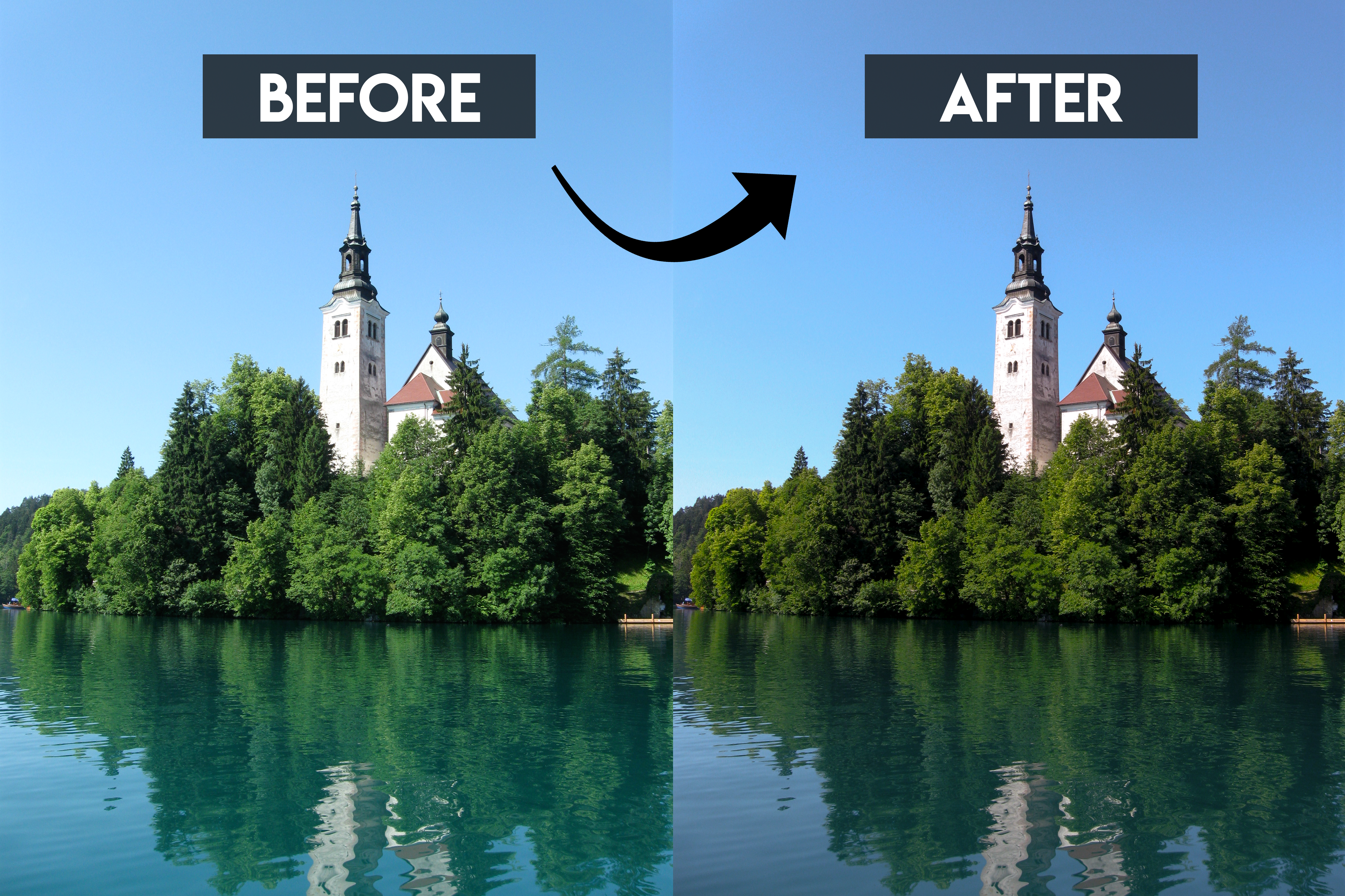 Special Offer - Color correction / Background Removal on your photos