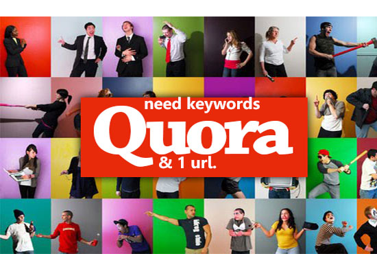 New updated 10 HQ quora answer backlink with traffic.