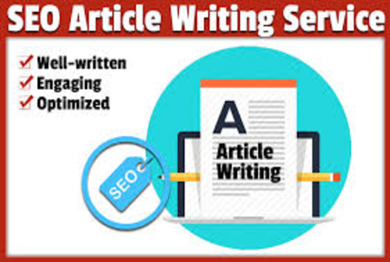 Get 500 words SEO optimized article