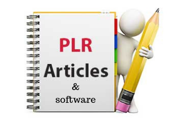 Over 100,000 PLR Article Pack for Every Possible Niches & 5 plr software