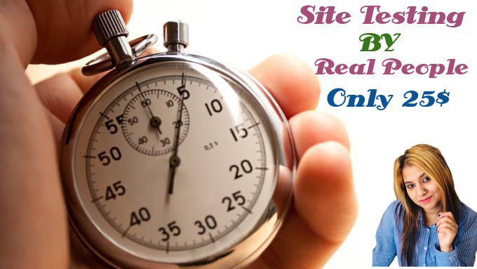 Real People Provide At-A-Glance Usability Review for Website