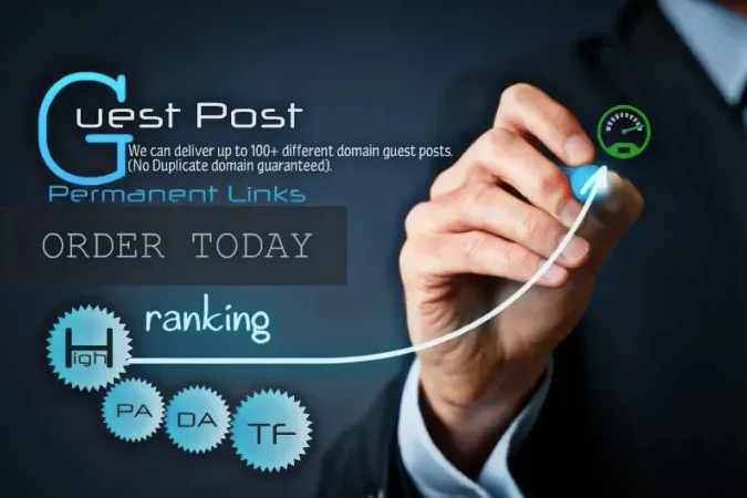 Build Your Backlinks the Right Way With High Authority Guest Posts