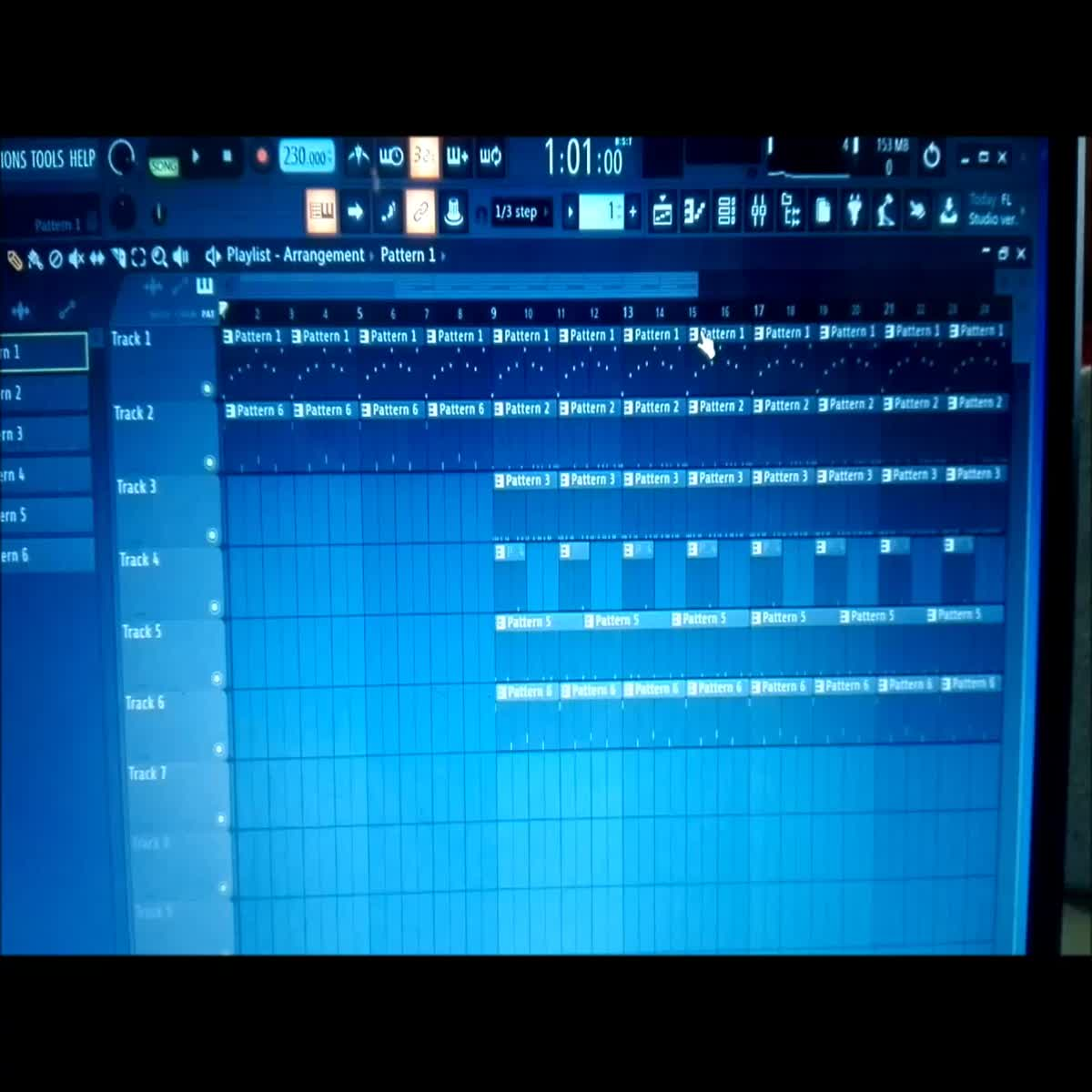 I will create an amazing beat to your song