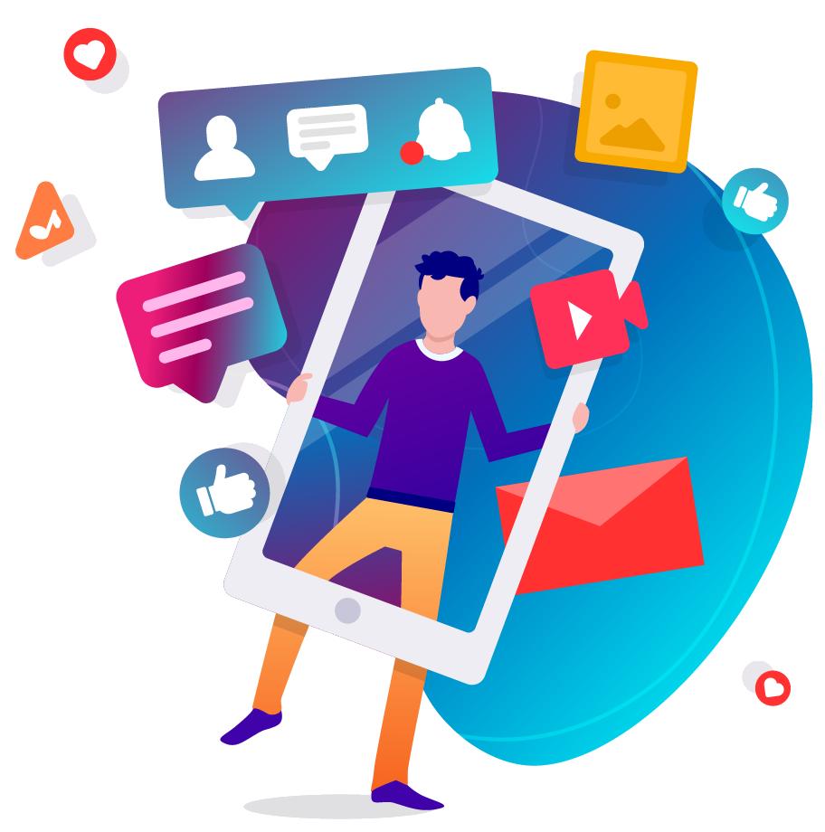 Custom Orders for social media Services