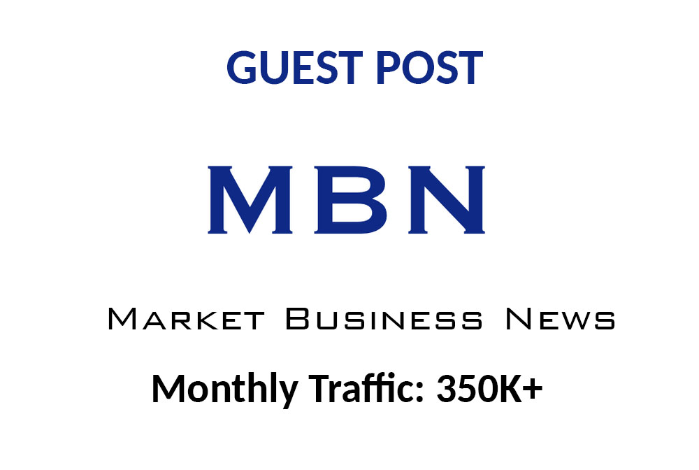 I will publish your article on Marketbusinessnews dofollow backlink