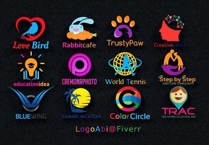 I design versatile logo for your business