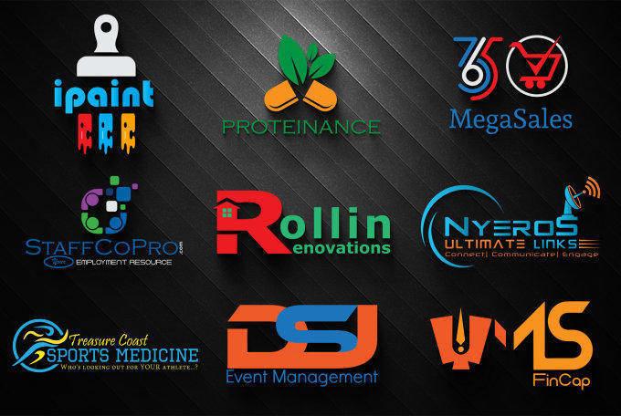 I'll Do Modern Logo Design for 5